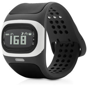Bratara Fitness Mio Alpha Heart Rate Monitor White