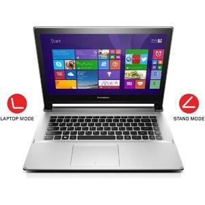 Laptop Lenovo Flex 2 14 inch HD Multitouch Intel Pentium 3558U 1.7Ghz 4GB DDR3 500GB HDD Windows 8.1 Grey Renew