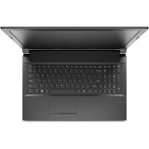 Laptop Lenovo B50-80 15.6 inch HD Intel Core i3-4005U 1.7 GHz 4GB DDR3 500GB HDD Windows 7 Pro / Windows 8 Pro Black Renew