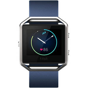 Smartwatch Fitbit Blaze Fitness Wireless L Blue