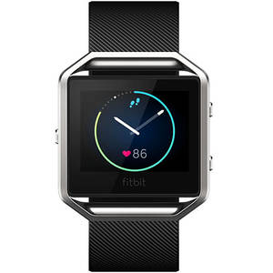 Smartwatch Fitbit Blaze Fitness Wireless S Black