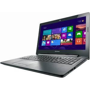 Laptop Lenovo G50-45 15.6 inch AMD Quad Core A6-6310 1.8 GHz 4GB DDR3 500GB HDD Radeon HD R5 M230 2GB Windows 8.1 Black Renew