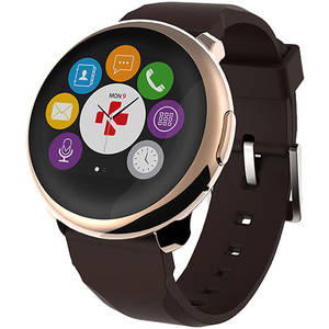 Smartwatch Mykronoz ZeRound Black Gold