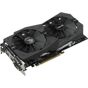 Placa video Asus AMD Radeon RX 470 STRIX OC 4GB DDR5 256bit
