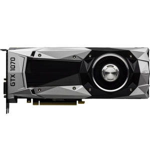 Placa video EVGA nVidia GeForce GTX 1070 Founders Edition 8GB DDR5 256bit