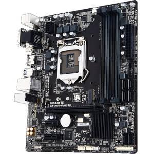 Placa de baza Gigabyte B150M-DS3H Intel LGA1151 mATX