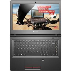 Laptop Lenovo E31-70 13.3 inch Full HD Intel Core i3-5005U 8GB DDR3 256GB SSD FPR Windows 7 Pro Black