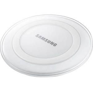 Stand de birou cu incarcare wireless Charging Pad Samsung Galaxy S7 G930 / Galaxy S7 Edge G935 Alb