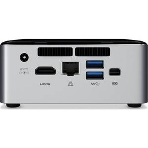 Barebone NUC kit Intel Core i5-6260U WiFi