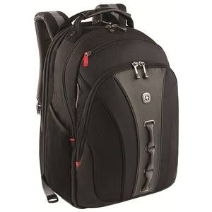 Rucsac laptop Wenger Legacy 16 inch black / gray