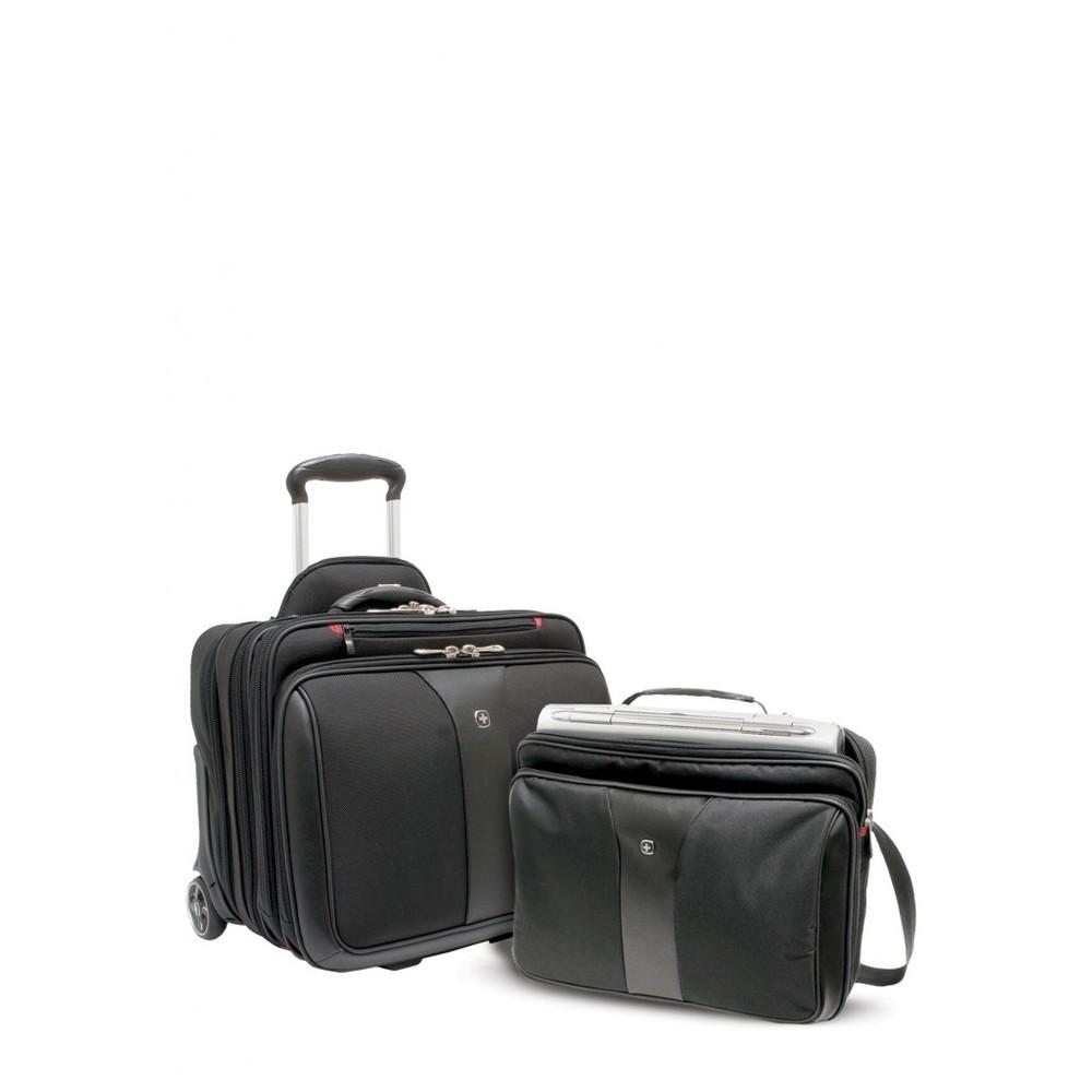 Troller laptop Patriot 2 Pc Business Set 15.4 / 17 inch black