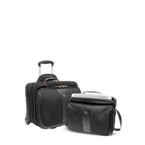 Troller laptop Wenger Patriot 2 Pc Business Set 15.4 / 17 inch black