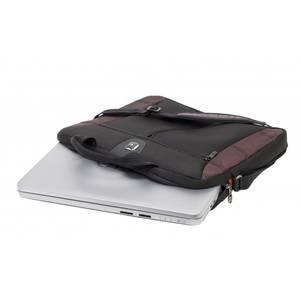 Geanta laptop Wenger Sherpa 16 inch burgundy