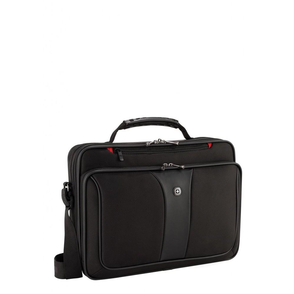 Geanta laptop Legacy 16 inch black thumbnail