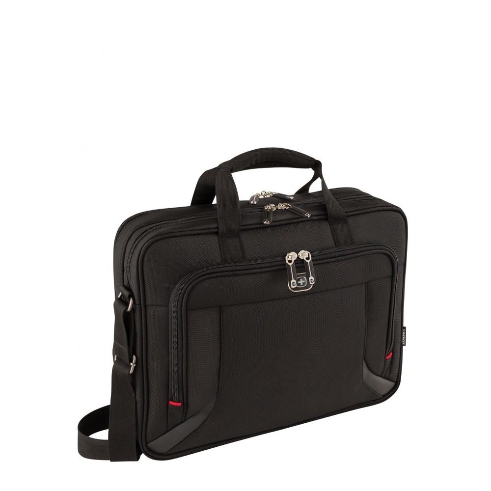 Geanta laptop Prospectus 16 inch black thumbnail