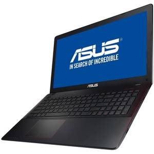 Laptop Asus F550VX-DM102D 15.6 inch Full HD Intel Core i7-6700HQ 8GB DDR4 1TB HDD nVidia GeForce GTX 950M 4GB Black