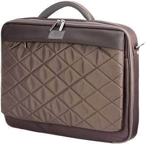 Geanta laptop Sumdex PON-321 Passage 15.6 inch brown