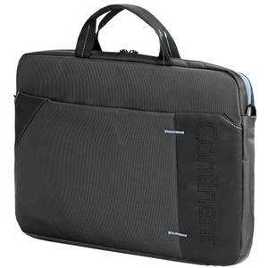 Geanta laptop Continent CC-205 Basic 15.6 inch grey blue