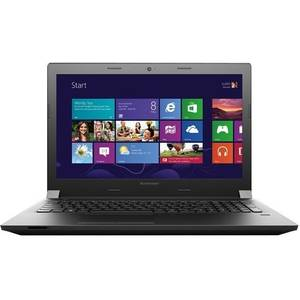 Laptop Lenovo G50-80 15.6 inch HD Intel Core i3-4005U 1.7Ghz 4GB DDR3 1TB HDD Radeon R5 M330 2GB Windows 8.1 Black Renew