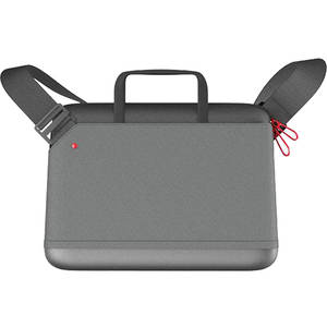 Geanta laptop Emtec ECBAG15G100DG Traveler L 15 inch gray