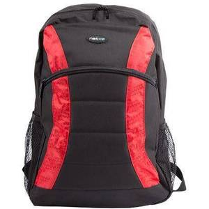 Rucsac laptop Natec Yak 15.6 inch black / red