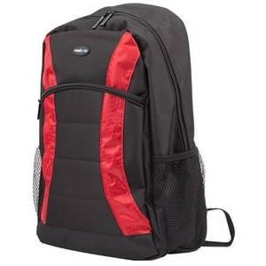 Rucsac laptop Natec Yak 17.3 inch black / red