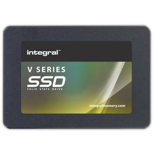SSD Integral SSD 120GB V SERIES - 2.5'' SATA III 6Gbps, 540/370MB/s