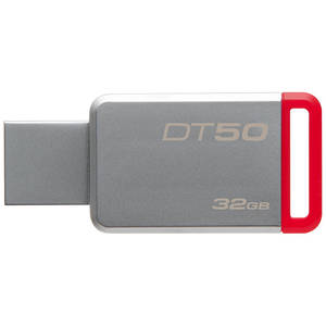 Memorie USB Kingston DataTraveler 50 32GB USB 3.1 Red