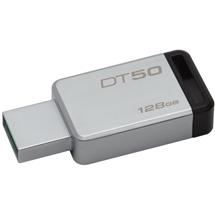 Memorie Usb Datatraveler 50 128gb Usb 3.1 Black