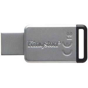 Memorie USB Kingston DataTraveler 50 128GB USB 3.1 Black