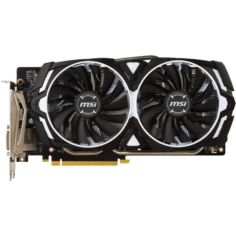 Placa Video Nvidia Geforce Gtx 1060 Armor Ocv1 6gb