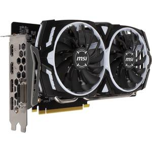 Placa video MSI nVidia GeForce GTX 1060 Armor OCV1 6GB DDR5 192bit