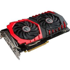 Placa video MSI nVidia GeForce GTX 1060 GAMING X 3GB DDR5 192bit