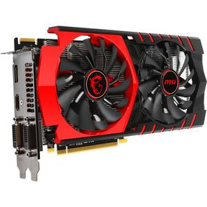 Placa video MSI AMD Radeon R7 370 GAMING LE 4GB DDR5 256bit