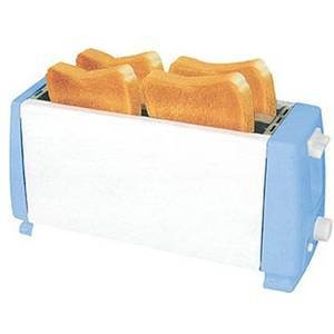 Prajitor de paine Sapir SP 1440 C 1300W 4 felii alb