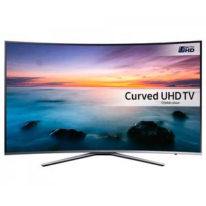 Televizor Samsung LED Smart TV Curbat UE78KU6500 Ultra HD 4k 198cm Silver