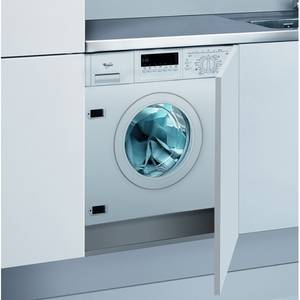 Masina de spalat rufe incorporabila Whirlpool AWOC 0614 A++ 1400 rpm 6kg alba