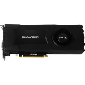 Placa video PNY nVidia GeForce GTX 1070 Blower 8GB DDR5 256bit
