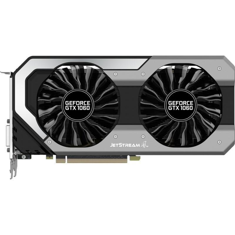 Placa Video Nvidia Geforce Gtx 1060 Jetstream 6gb