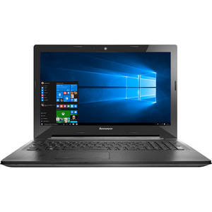 Laptop Lenovo G50-80 15.6 inch HD Intel Core i3-4005U 1.7Ghz 4GB DDR3 1TB HDD Radeon R5 M330 2GB Windows 10 Black Renew