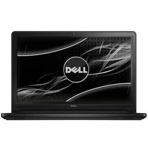 Laptop Dell Inspiron 5558 15.6 inch HD Intel Core i3-5005U 4GB DDR3 128GB SSD nVidia GeForce 920M 2GB Linux Black