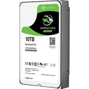 Hard disk Seagate BarraCuda Pro 3.5 10TB SATA3 7200RPM 256MB
