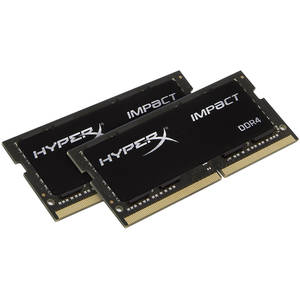 Memorie laptop Kingston HyperX Impact Black 32GB DDR4 2133 MHz CL13 Dual Channel Kit
