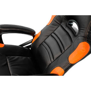 Scaun gaming Arozzi Enzo ENZO-OR Black-Orange