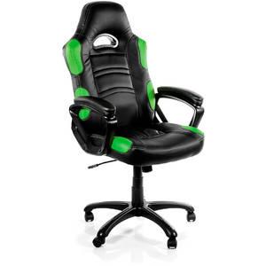 Scaun gaming Arozzi Enzo ENZO-GN Black-Green