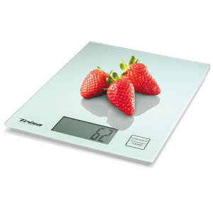 Cantar de bucatarie Trisa 7721.70 Easy Weight 5 kg white