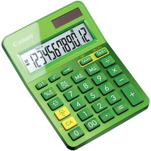 Calculator de birou Canon LS-123K-MGR EMEA DBL Green
