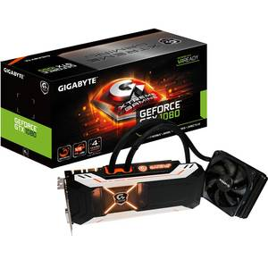 Placa video Gigabyte nVidia GeForce GTX 1080 Xtreme Gaming Waterforce 8GB DDR5X 256bit