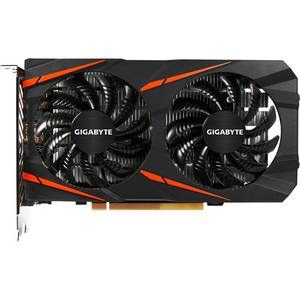 Placa video Gigabyte AMD Radeon RX 460 WindForce OC 4GB DDR5 128bit