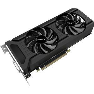 Placa video PNY nVidia GeForce GTX 1060 Dual Fan 6GB DDR5 192bit